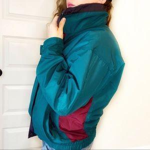 Jackets & Blazers - Vintage Columbia bugaboo windbreaker jacket